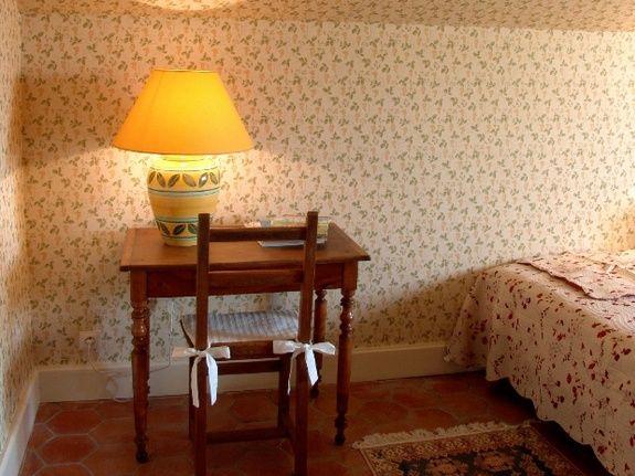 Chambre 2 lits-chambres d'hôtes de charme-perigord-villereal-monflanquin