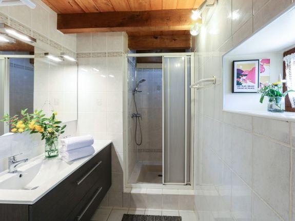la salle de bain pour toute la famille...