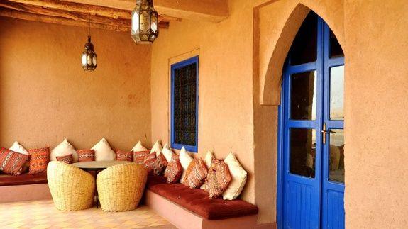 Terrasse Kanz Erremal