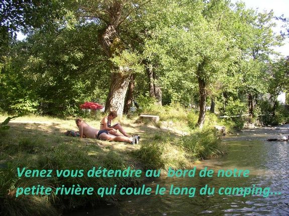 CAMPING NOTRE DAME RIVIERE