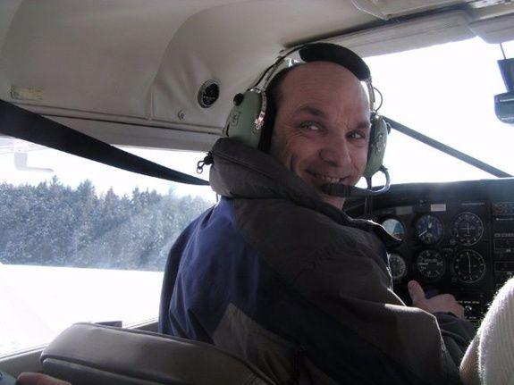Pourvoirie du lac blanc saint alexis des monts avion ski