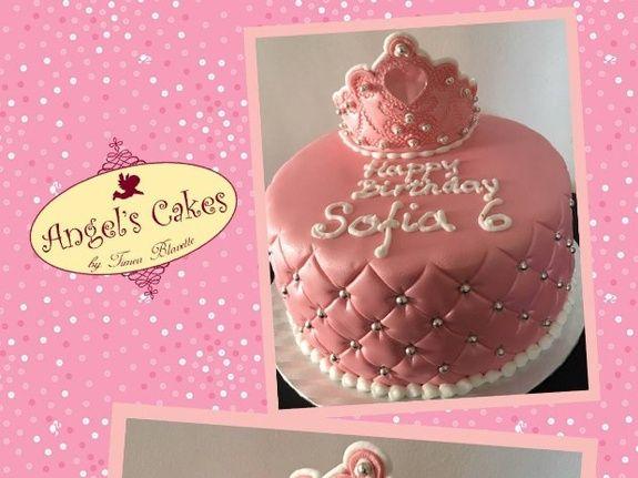 Birthday Cake Sofia