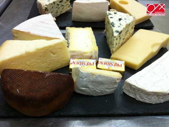Plateau de fromages 1 Ravito'