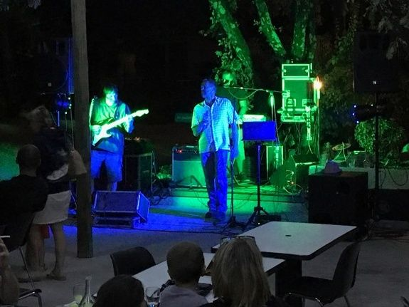 groupe musique camping