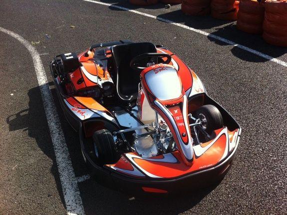 Karting Center Tours