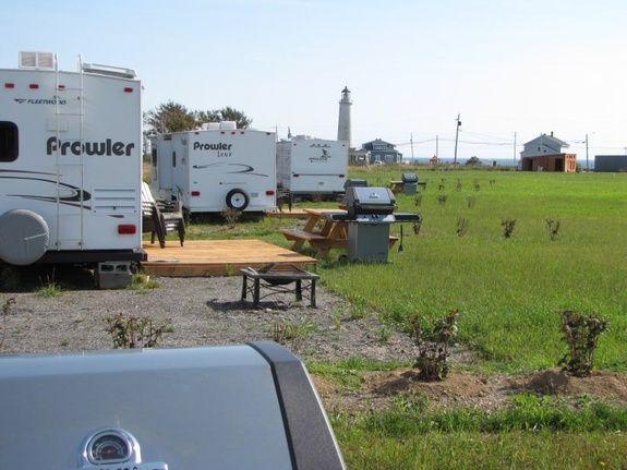 location-roulotte-gaspésie-springdale-site-camping