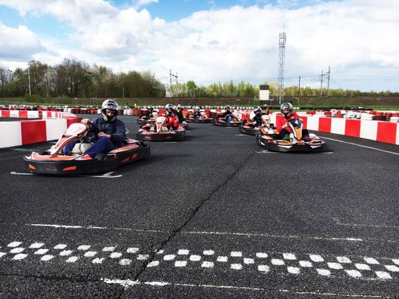 KARTING CENTER TOURS (37) - GROUPE ANIMATION