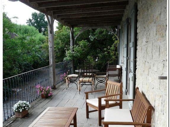 Bignone Terrasse-chambres d'hôtes de charme-perigord-villereal-monflanquin