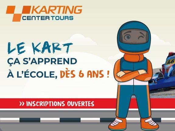 ECOLE PILOTAGE DU VAL DE LOIRE 37 - KARTING CENTER TOURS