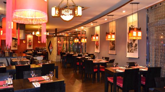 Le Palais du Bonheur, restaurant