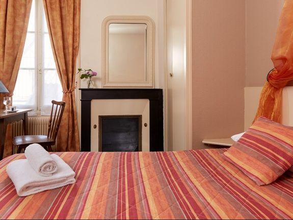 Chambre hotel blois centre