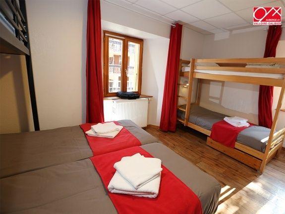chambre quadruple - Auberge - Valloire