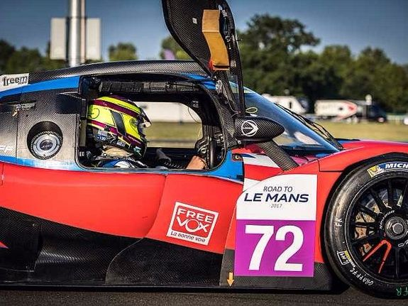 Thomas Dagoneau 24h of le Mans - offer vip