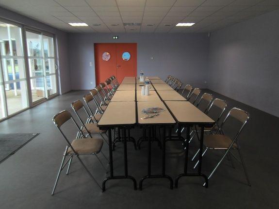 Salle réunion hall