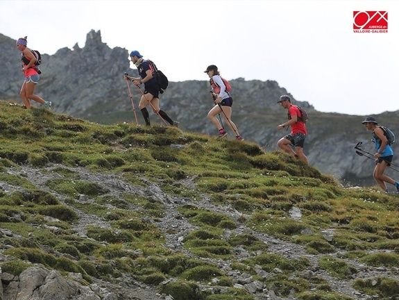 Groupe trail