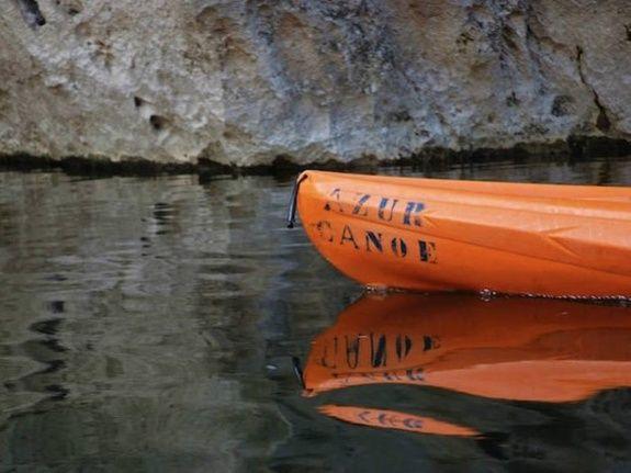 Azur canoës kayak Ardèche
