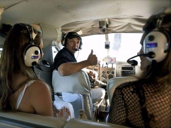 Seaplane excursion