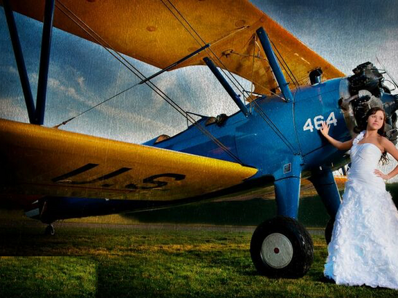 wedding Stearman