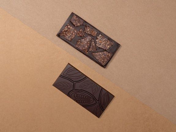 Nougatine cacaotée