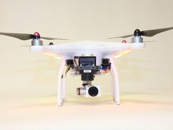 parrot drone grabber