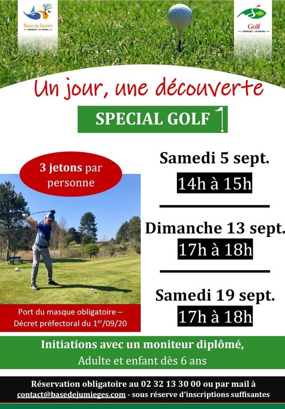 golf Normandie
