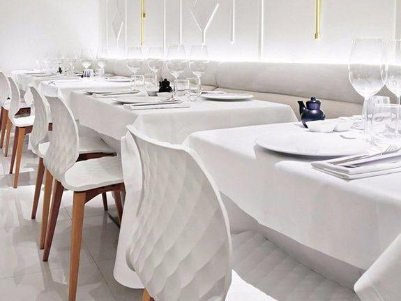 table restaurant contemporain