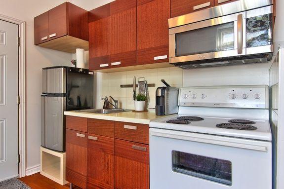 hotel-proche-palais-des-congres-montreal-studio-cuisine-equipee