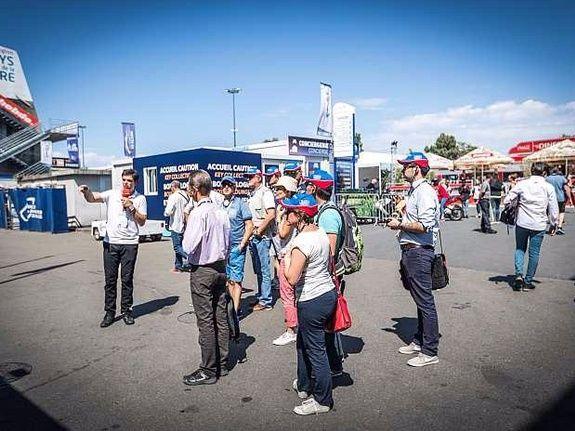OFFRE VIP Com'In Sarthe - 24 HEURES DU MANS