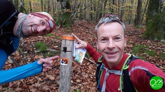 Course d'Orientation - Village d+ Les Roches de Scoeux