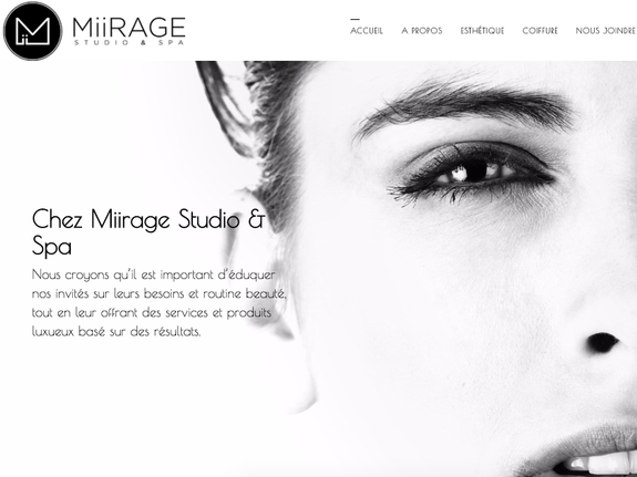 Miirage Studio & Spa