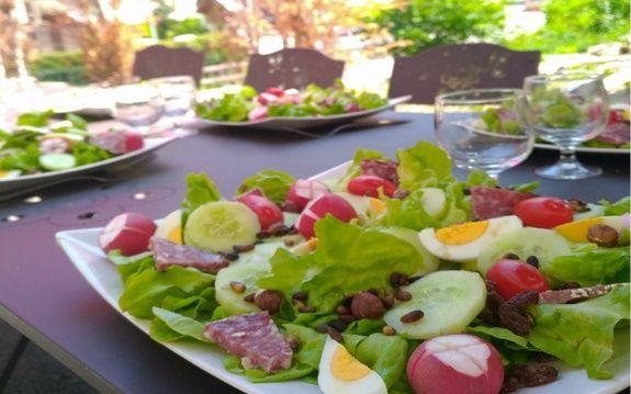 Salade Composée d+