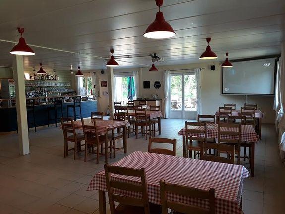 Inside the Club