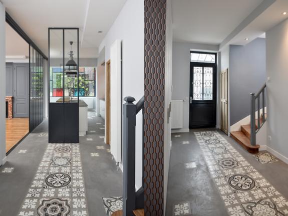 renovation-appartement-lyon-couloir