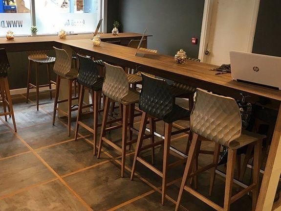 table restaurant branché