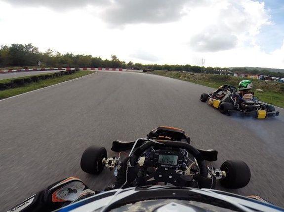 Course Poursuite Karting