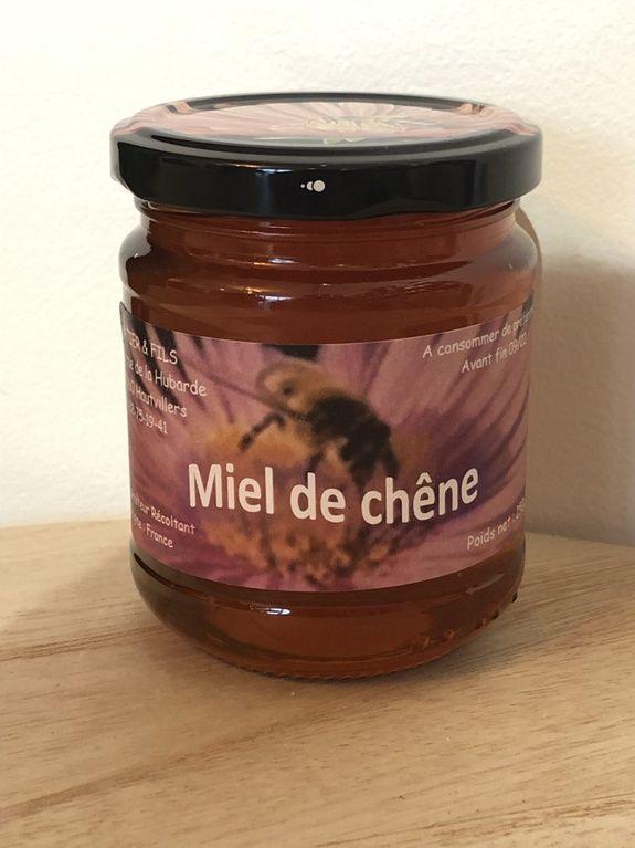 produit-de-la-ruche-hatier-fils-Pot-miel-250gr-chene
