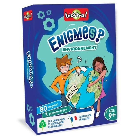 Enigmes environnement1