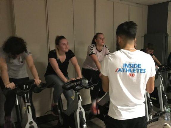Inside the athletes besançon fitness coach sportif suivis