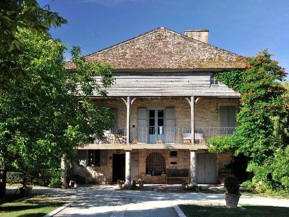 La maison principale-chambres d'hôtes de charme-perigord-villereal-monflanquin