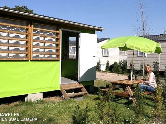 TITHOME, camping les Arbousiers