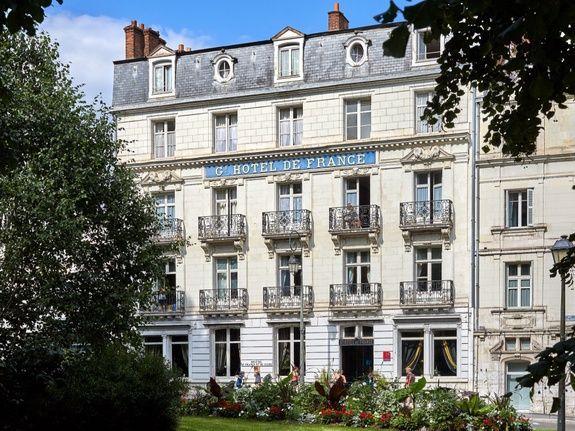 Hotel Blois Centre - Hôtel de France et de Guise