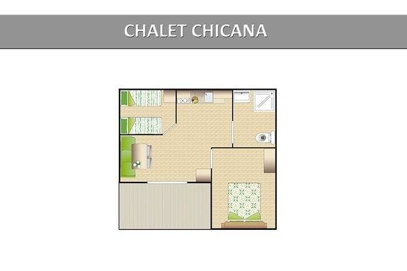 CHICANA PMR 06 camping familial piscine fayence var provence