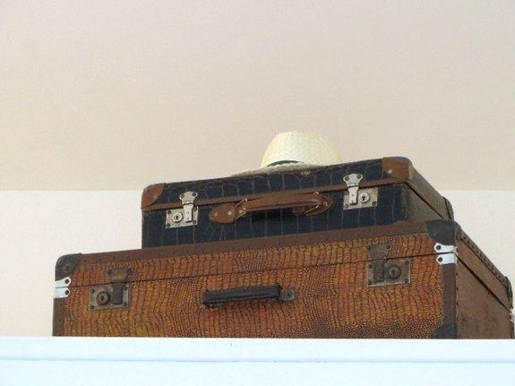 Issensac valises voyage