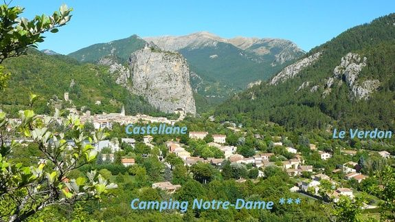 Camping Notre Dame Verdon