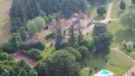 Le Château Domaine des Grands Cèdres Loire