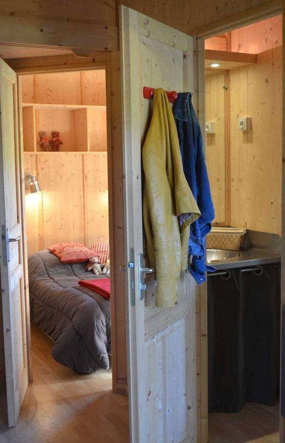 Partie nuit camping rocamadour Lot piscine chauffée padirac