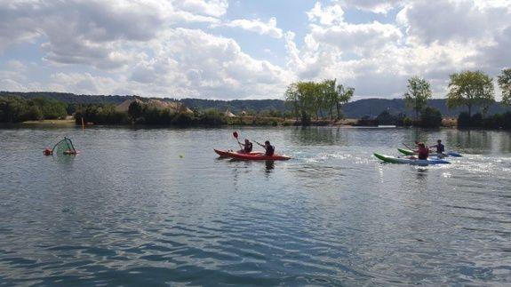 location kayak Rouen