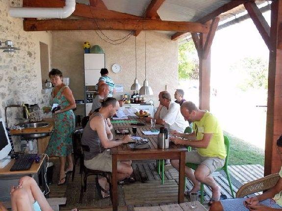 het WIFI-café
