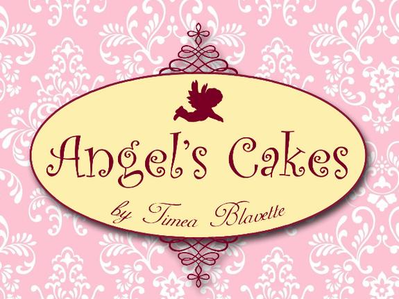 Logo Angel's Cakes