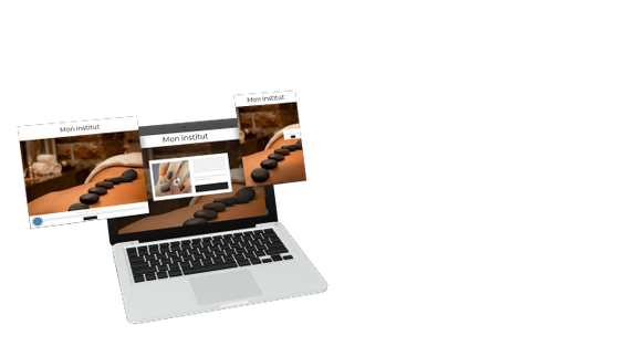 personnalisation popin site Beauté